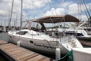 Used Jeanneau Sun Odyssey 50 DS Sloop Sailboat For Sale