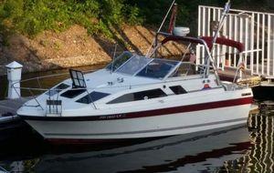 Used Bayliner Ciera 2550 Cruiser Boat For Sale
