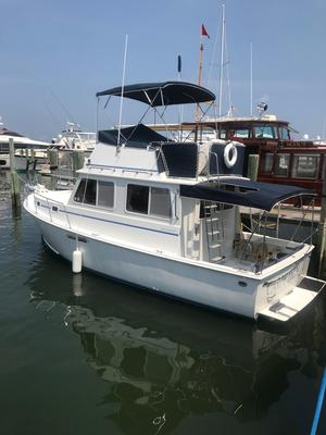 Used Monk Cape Classic 30 Trawler Boat For Sale