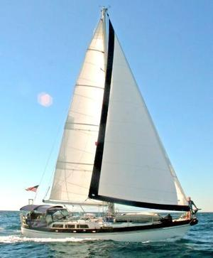 Used Hans Christian Christina Cruiser Sailboat For Sale