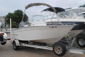 Used Cape Horn 17 Center Console Fishing Boat For Sale