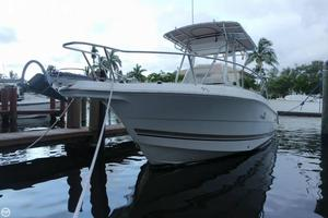 Used Wellcraft 250 Fisherman TE Center Console Fishing Boat For Sale
