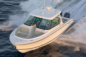 New Pursuit DC 325 Dual Console Cruiser Boat For Sale
