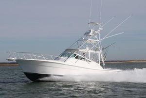 Used Topaz 40 Express Sports Fishing Boat For Sale