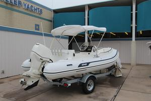 Used Ab Inflatables 15 DLX Tender Boat For Sale