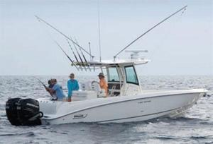 Used Boston Whaler 320 Outrage Express Cruiser Boat For Sale