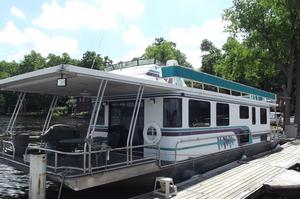 Used Monticello 52 Lakeview House Boat For Sale