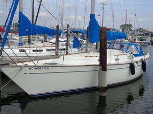 Used Morgan 383 Sloop Sailboat For Sale