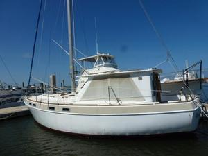 Used Morgan 33 Out Island PH Cruiser Sailboat For Sale