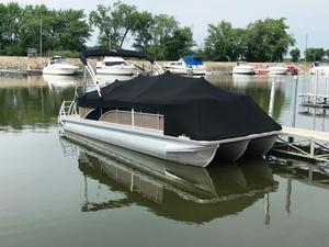 Used Bennington 22 SSRX Pontoon Boat For Sale