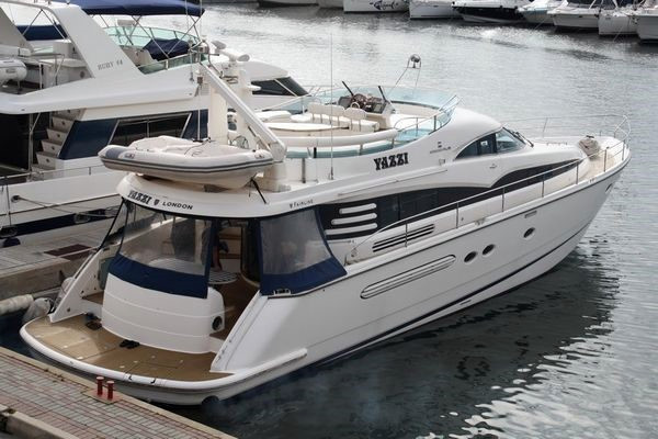 Used Fairline Squadron 62 Motor Yacht For Sale
