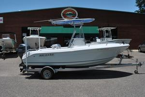 Used Release 196rx Yamaha F115xb & Trailer Center Console Fishing Boat For Sale