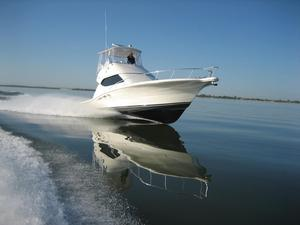 Used Rampage 45 Convertible Saltwater Fishing Boat For Sale