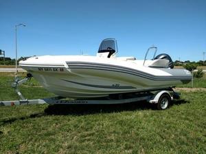 Used Zodiac NZO 600 Tender Boat For Sale