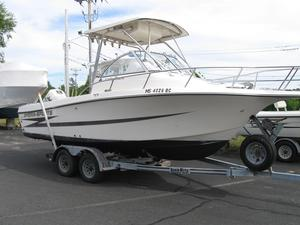 Used Hydra-Sports 230 WA Center Console Fishing Boat For Sale