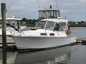 Used Legacy 28 Express Cruiser Downeast Fishing Boat For Sale
