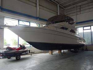 Used Sea Ray 44 Express Bridge Flybridge Boat For Sale