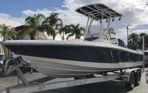 Used Robalo 206 Cayman Saltwater Fishing Boat For Sale
