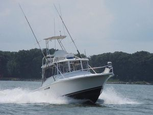 Used Luhrs Tournament Open Saltwater Fishing Boat For Sale
