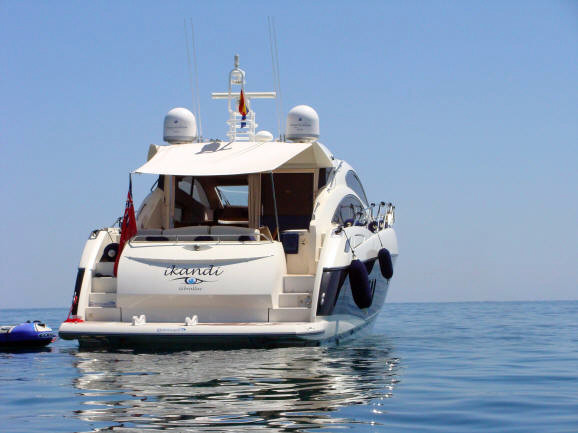 Used Sunseeker Predator 62 Motor Yacht For Sale