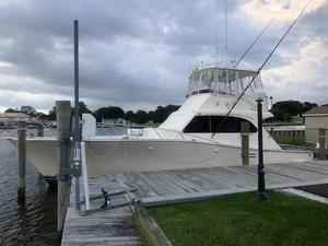 Used Post 46 Sportfish Flybridge Boat For Sale