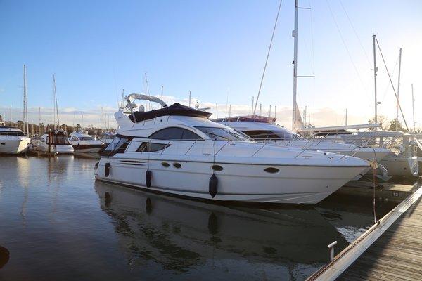Used Fairline Phantom 46 MKII Motor Yacht For Sale