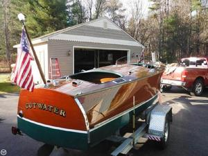 Used Gar Wood Antique and Classic Boat For Sale