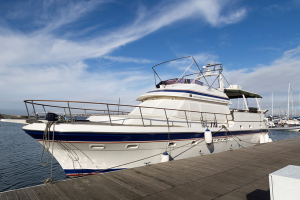 Used Trader 535 Signature Motor Yacht For Sale