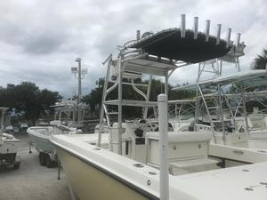 Used Young 24 Saltwater Fishing Boat For Sale