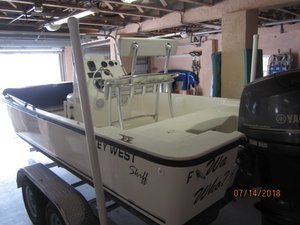 Used Key West 196 BR Bay Boat For Sale