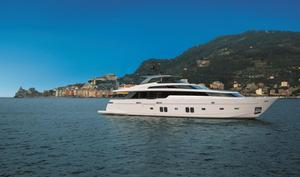Used Sanlorenzo Sl106 Motor Yacht For Sale