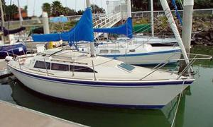 Used O'day 272 Diesel Cruiser Sailboat For Sale