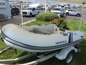 New Highfield Ultralight 260 Tender Boat For Sale