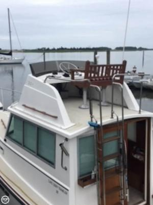 Used Cape Dory 28 Trawler Downeast Fishing Boat For Sale