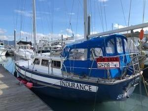 Used Endurance Pilothouse Sailboat For Sale