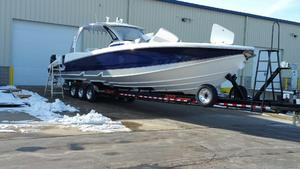 Used Marine Technology MTI V-42 High Performance Boat For Sale