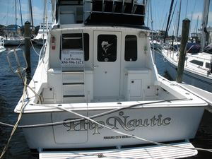 Used Luhrs 35' Convertible35' Convertible Fishing Boat For Sale