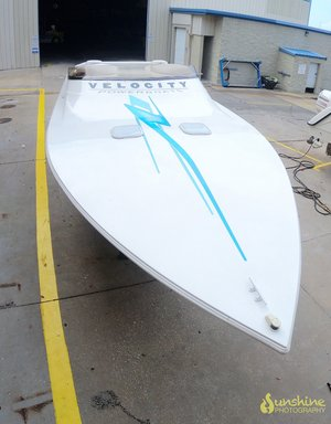 Used Velocity 280280 High Performance Boat For Sale