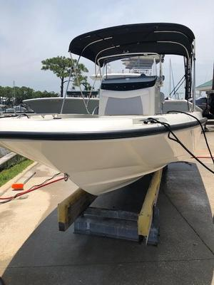 Used Boston Whaler 210 Dauntless210 Dauntless Center Console Fishing Boat For Sale