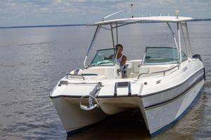 Used Glacier Bay 2640SX Renegade2640SX Renegade Power Catamaran Boat For Sale