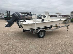 Used Stumpnocker 166 Coastal166 Coastal Saltwater Fishing Boat For Sale