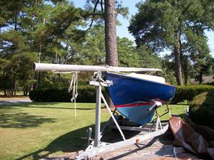 Used Cape Cod Bull's Eye Racer and Cruiser Sailboat For Sale