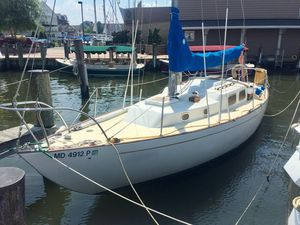 Used Alberg 30 Cruiser Sailboat For Sale