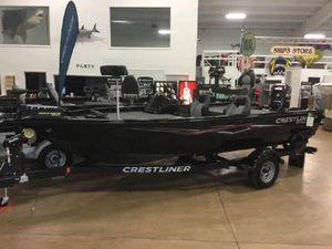 New Crestliner 1850 Bass Hawk1850 Bass Hawk Aluminum Fishing Boat For Sale