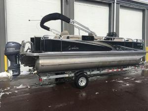New Avalon GS Quad Fish 21'GS Quad Fish 21' Pontoon Boat For Sale