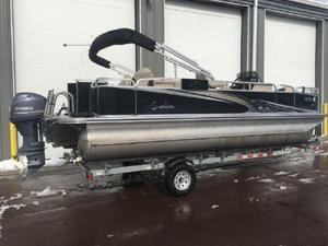 Used Avalon GS Quad Fish 21'GS Quad Fish 21' Pontoon Boat For Sale