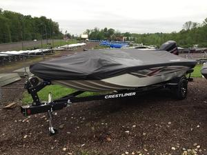 New Crestliner PT 18PT 18 Aluminum Fishing Boat For Sale