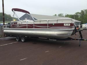 Used Misty Harbor 2585 Biscayne Bay2585 Biscayne Bay Pontoon Boat For Sale
