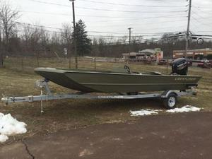 New Crestliner 2070 Retriever SCHD2070 Retriever SCHD Jon Boat For Sale