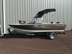 New Crestliner 1650 Super Hawk1650 Super Hawk Sports Fishing Boat For Sale